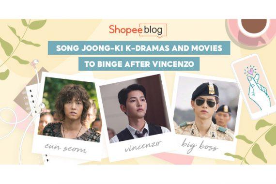 song joong-ki korean dramas