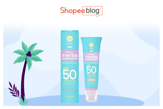 fresh crème tinted sunscreen