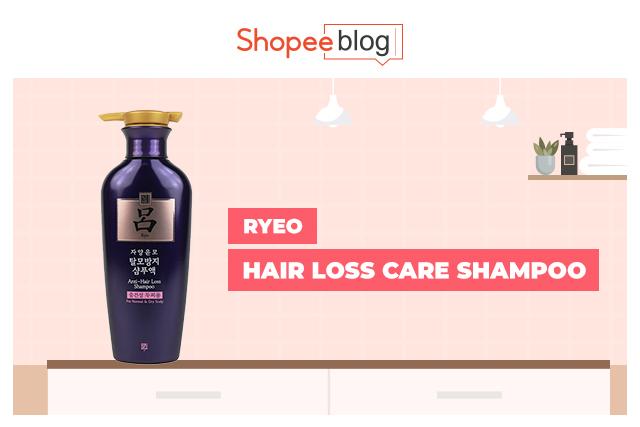 ryeo hair loss shampoo