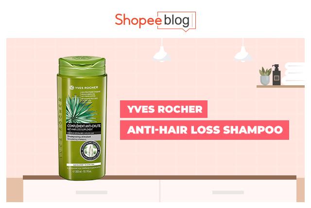 yves rocher hair loss shampoo