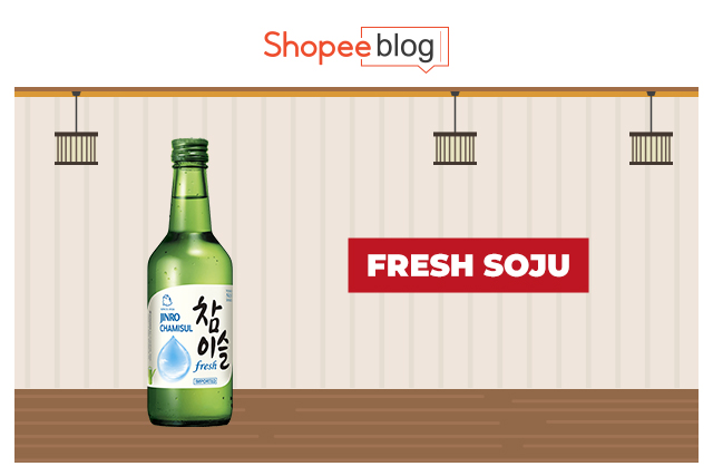 fresh soju
