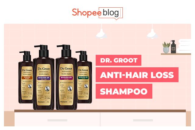 dr groot hair loss shampoo