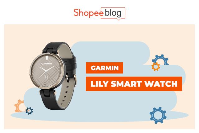 Garmin Lily Smart Watch