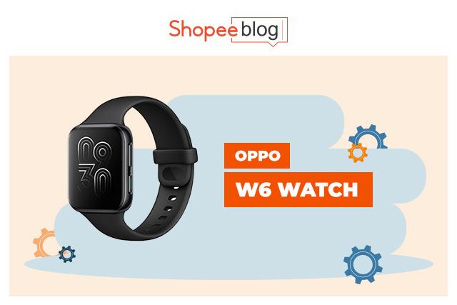 OPPO W6 Watch