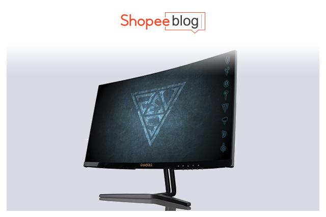 gamdias gaming monitor