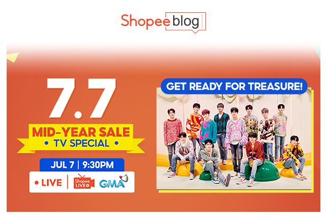 77 treasure kpop group