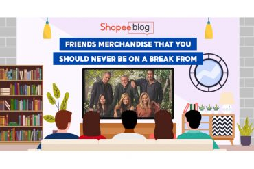 friends merchandise