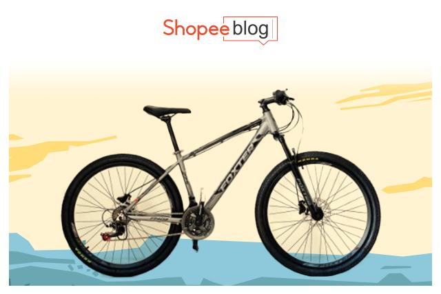 foxter mountain bike