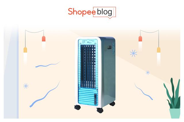 Asahi IC 009 Ice Cooling Fan