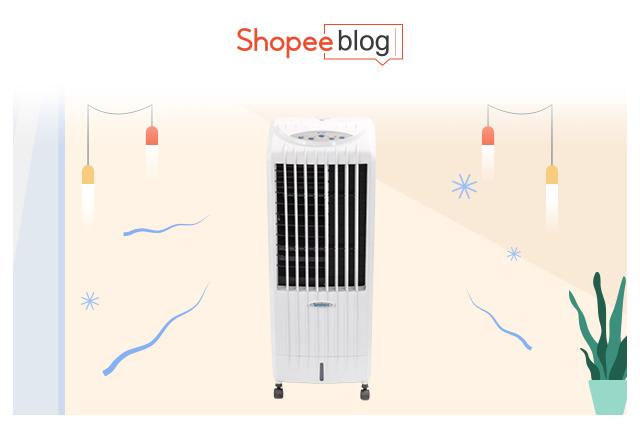 Symphony Brim-8L Diet 8i Air Cooler