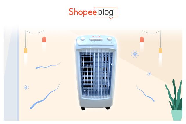Dowell ARC-10P Air Cooler