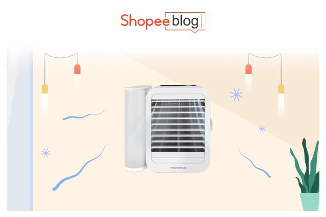 Xiaomi Microhoo 3 In 1 Mini Air Cooler