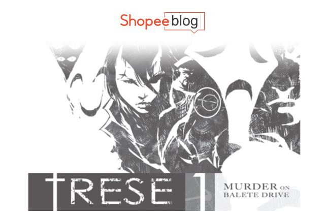 Trese 1: Murder on Balete Drive