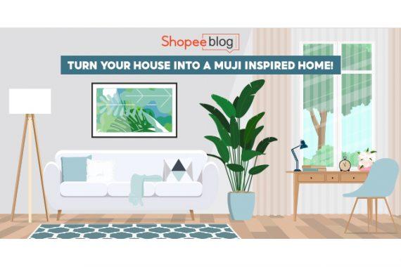 muji-inspired home