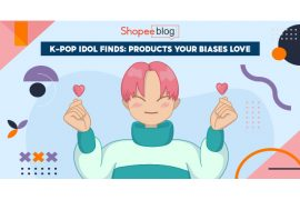 products k-pop idols use