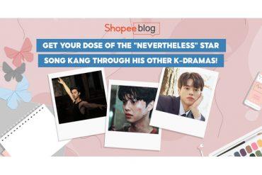 Song Kang in K-Dramas