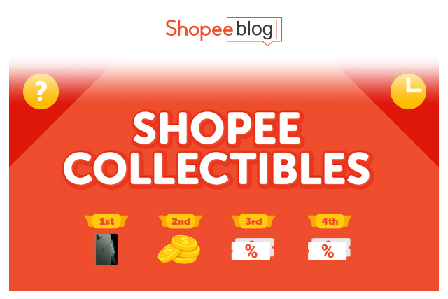 shopee collectibles