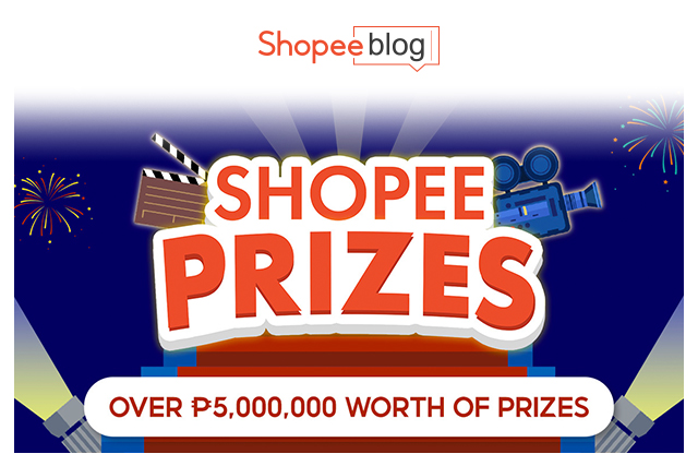 shopee prizes KV