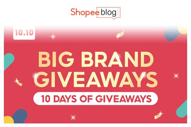 big brand giveaways on 10.10