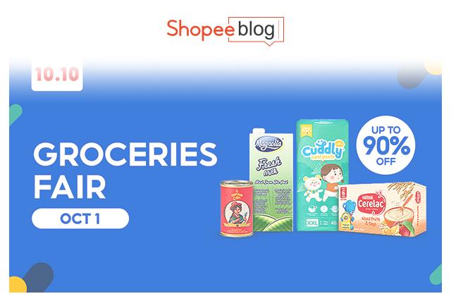 10.10 groceries fair KV