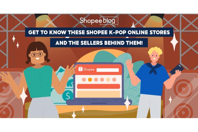 kpop online stores
