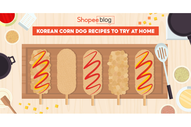 korean corn dog recipes