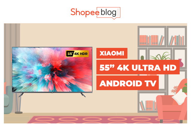 xiaomi 55 inch android tv