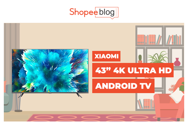 xiaomi 43 inch android tv