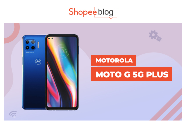 Moto G 5G Plus Smartphone