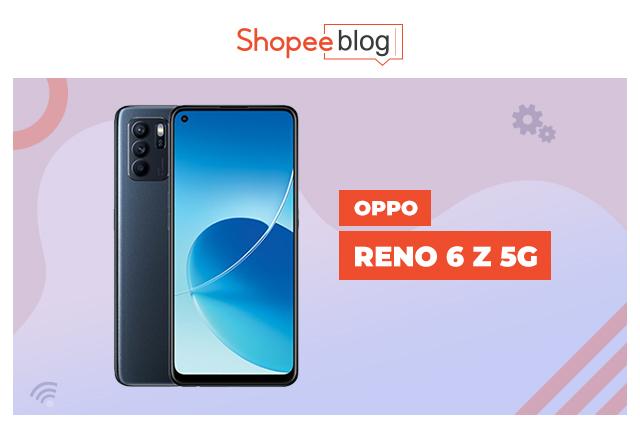 Oppo Reno6 Z 5G Smartphone