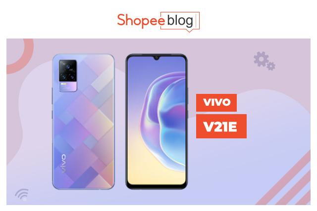 Vivo V21E Smartphone