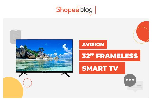 avision frameless smart tv