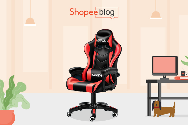 ginza gaming chair